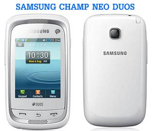 Samsung Champ Neo Duos