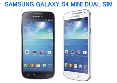 Samsung Galaxy S4 mini Dual Sim